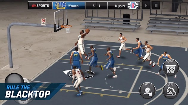 NBA LIVE Mobile Basketball APK screenshot thumbnail 7
