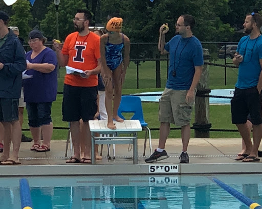 Swim Teams in Champaign-Urbana and Beyond
