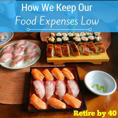 How we keep our food expenses low