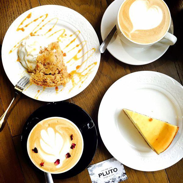 The Pluto布魯特│美式工業風格咖啡廳