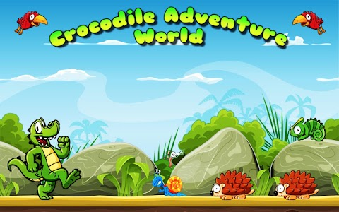 Crocodile Adventure World screenshot 8