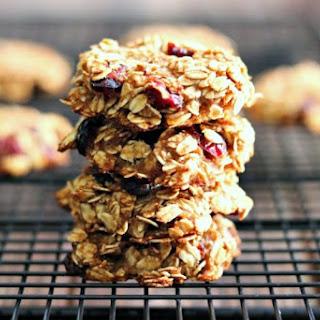 """Healthy Breakfast """"Cookies""""."""
