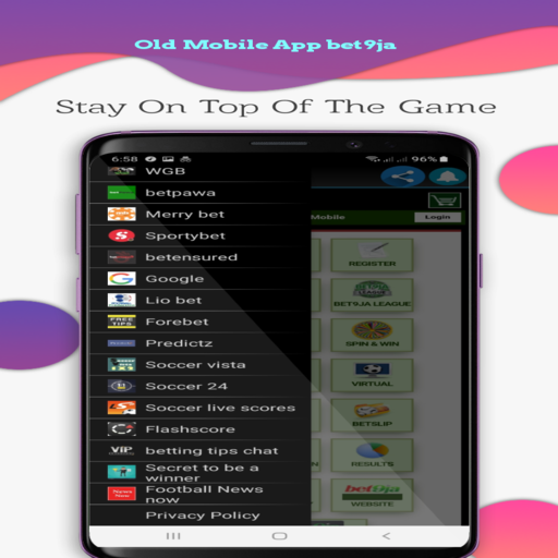 bet9ja old mobile - Apps on Google Play