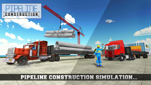 City Pipeline Construction: Plumber work 1.0 screenshots 5