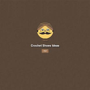 Crochet Shoes Ideas - náhled