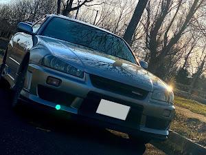 スカイライン ER34 2000年 25gtのカスタム事例画像 tetsuyaさんの2020年11月28日07:39の投稿