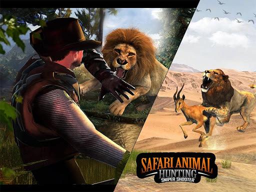 Wild Animal Sniper Deer Hunting Games 2020 1.22 screenshots 20