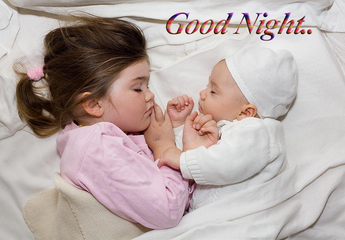 Good Night Baby Images   Top colection for greeting and birthday HD