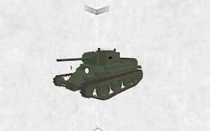 БТ-5 Начальный тип(BT-5 初期型)