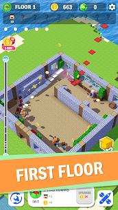 Tower Craft 3D MOD (Unlimited Money) 1