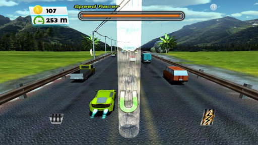 Traffic Racer 3D-Car HD Racing