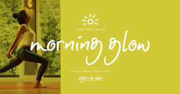 Morning Glow - Facebook Cover Photo template