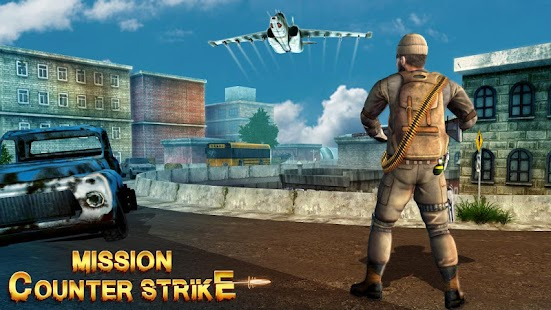 Mission Counter Strike 1.3 APK + MOD (Unlimited All/Unlocked)