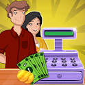 Supermarket Cash Register Free icon