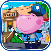 Kids Policeman Station
