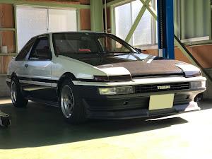 スプリンタートレノ AE86 GT-APEX 昭和62年3月生のカスタム事例画像 拓人さんの2019年12月21日11:22の投稿