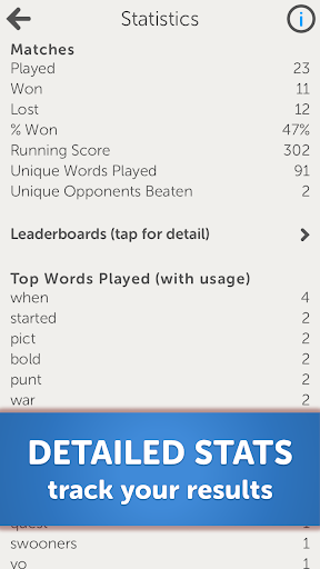 Letterpress - Word Game android2mod screenshots 4