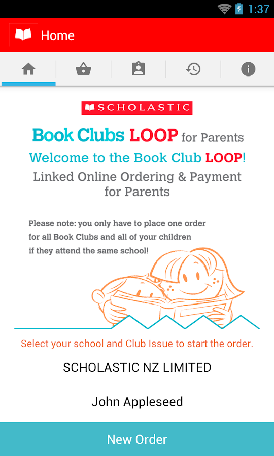 Book Clubs Loop NZ- screenshot