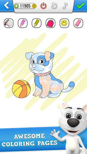 My Talking Dog 2 – Virtual Pet 3.4 screenshots 23