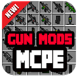 Gun Mods for MCPE 1.4 Apk
