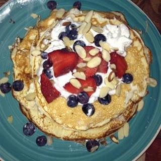 Protein Pancakes – Gluten Free