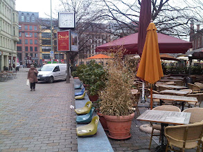 Photo: Hackescher Markt Empty