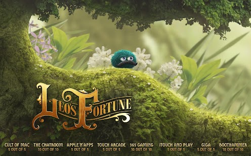 Leo's Fortune- screenshot thumbnail
