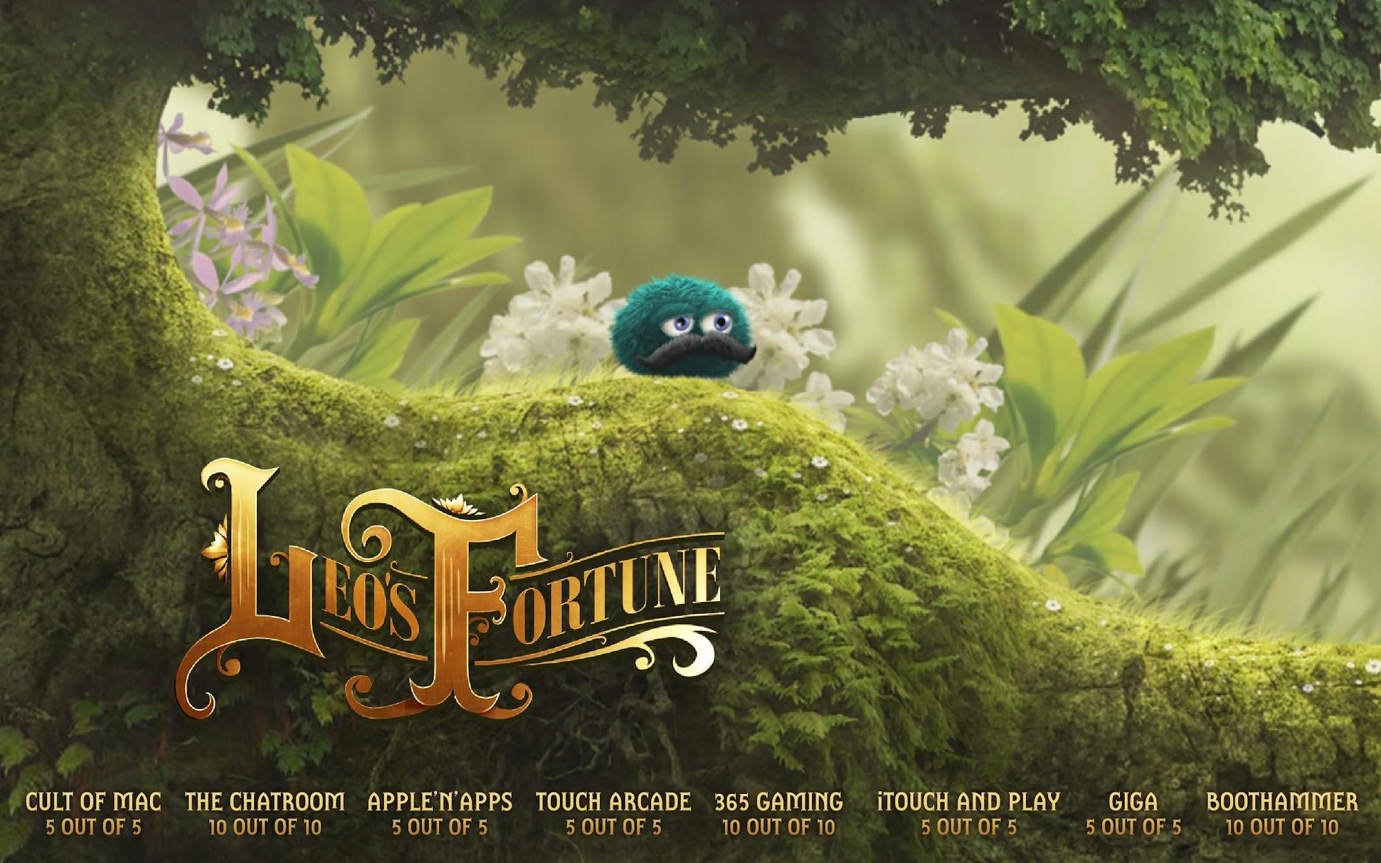 Leo's Fortune screenshot #1