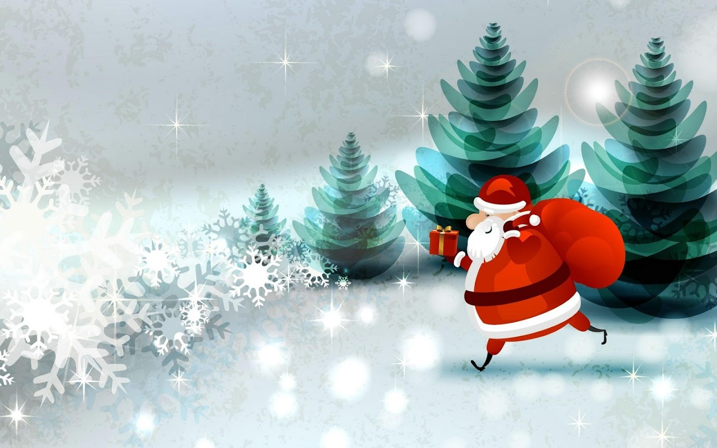 santa claus live wallpaper android apps on google play