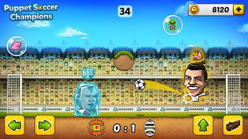 ⚽ Puppet Soccer Champions – League ❤️🏆 screenshot 2