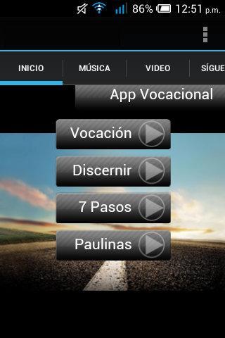 App Vocacional