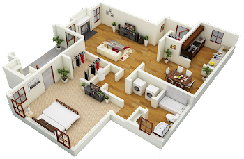 Go to Enclave Floorplan page.