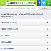 Marktplaats: Aanbodpagina.nl