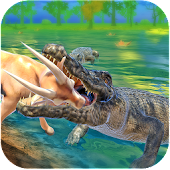 Crocodile Family Sim