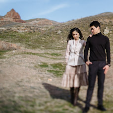 Wedding photographer Dasha Vasileva (Dashkinn). Photo of 08.06.2017