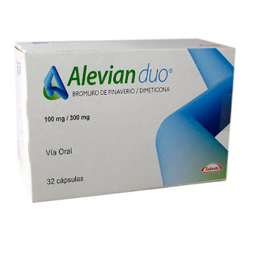 Alevian Duo 100/300Mg Caja