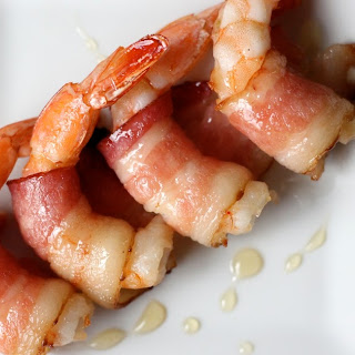 Shrimps in a Blanket