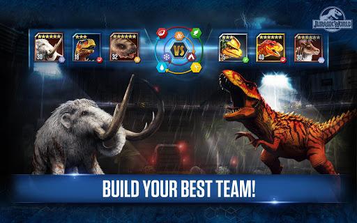 Jurassic World™: The Game screenshot 8
