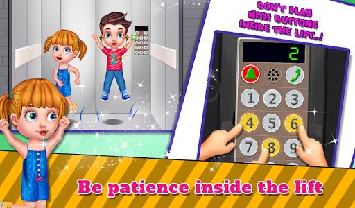 Lift Safety For Kids  screenshots 3