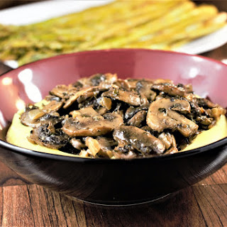 Polenta With Mushrooms And Parmesan Recipes