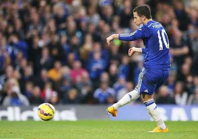 Hazard donne la victoire à Chelsea dans le derby