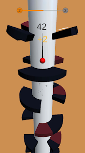 Helix Ball - Jumping Ball Tower Screenshot