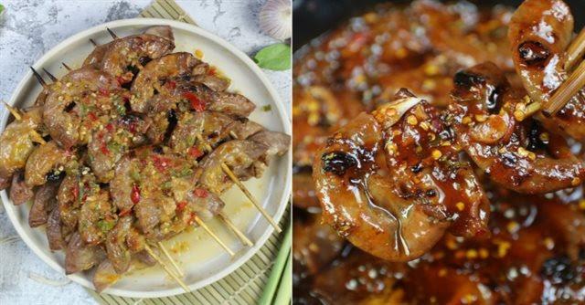 Công thức lòng nướng 2 loại sốt oanh tạc bàn nhậu