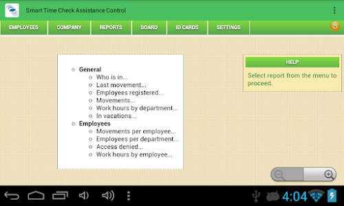 Time Check Assistance Control screenshot 13