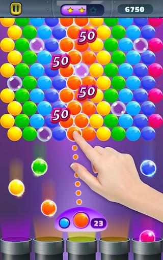 Code Triche Action Bubble Game APK MOD screenshots 3
