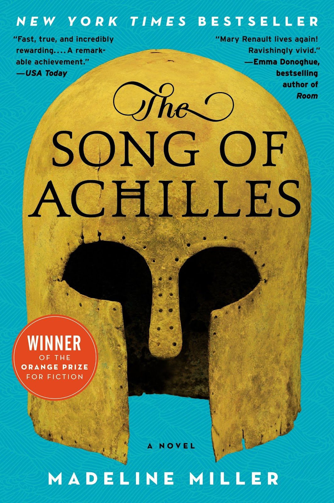 The Song of Achilles: A Novel: Miller, Madeline: 9780062060624: Amazon.com:  Books