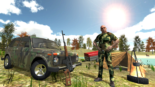 Hunting Simulator 4x4 1.14 screenshots 9