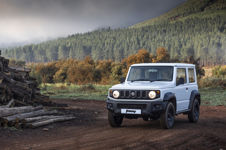 The styling is an amalgamation of all the off-road icons like the Hummer, Defender, G-Class and Wrangler but compacted into a Suzuki-sized package Pic: SUPPLIED