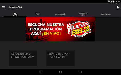 LaNueva883- screenshot thumbnail
