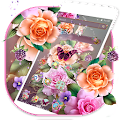 Beautiful Colorful Flower Theme? APK